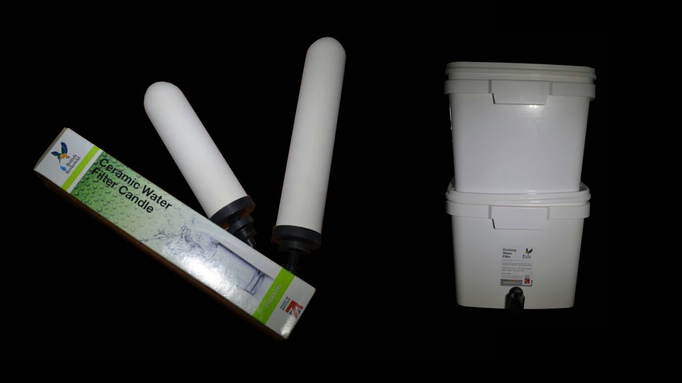 جودة المياه المعدنية في منزلك الآن